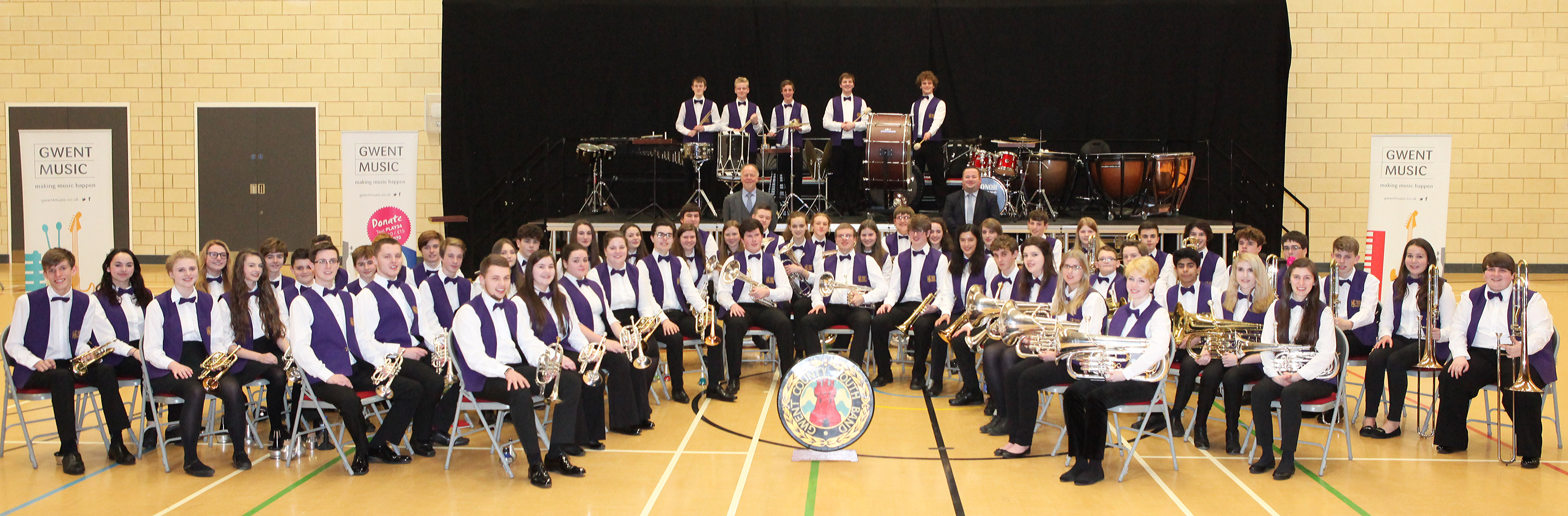 Gwent Youth Brass Band - Gwent MusicGwent Music